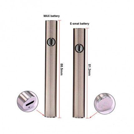 Itsuwa Amigo Max 380mAh VV Preheat Battery 2 7v 3 6v Pre