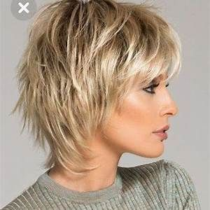 Short Shag Hairstyles For Women Over 50 Back Veiws Short Choppy Hair Chin Length Hair Choppy Hair