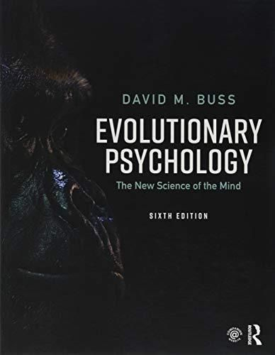 Evolutionary Psychology: The New Science of the Mind - Default