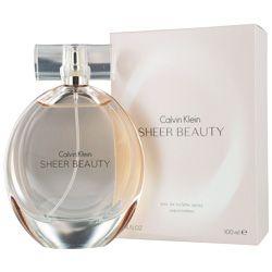 CALVIN KLEIN SHEER BEAUTY Perfume by Calvin Klein