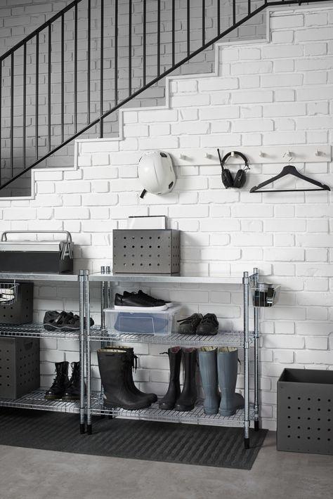 Omar 1 Section Shelving Unit Ikea