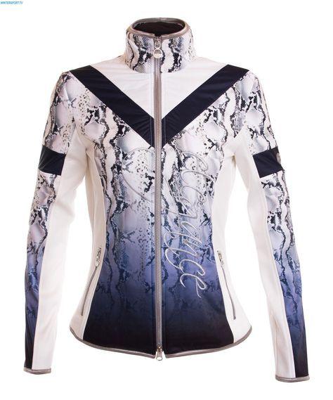 Sportalm Women Beloit Fleece Shell Jacket – Eclipse | fall