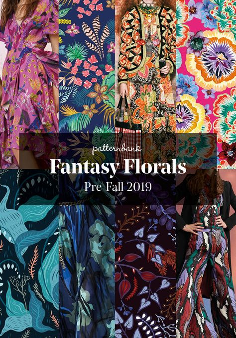 Pre-Fall 2019 Print and Pattern Highlights – Part 1 | Patternbank