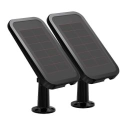 Arlo Pro Solar Panel 2-Pack for $130 for Costco members +