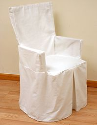 Dining Room Chair Covers With Arms How To Make