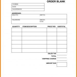 Free Online Receipt Maker Unique Blank Order Forms Templates Free Free Tamplate Order Form Receipt Maker Order Form Template Free Free Online