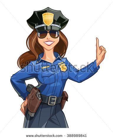 Pin De Drums And Dreams Em Estoy A Mulher Policial Bolos De Policia Mulher Desenho