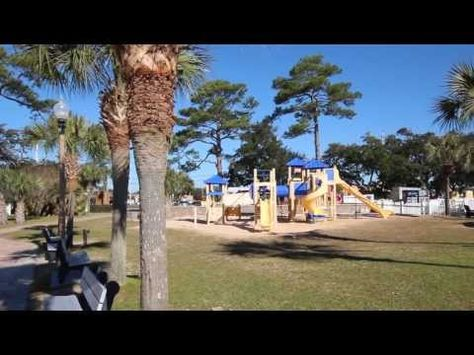 Quick video tour of Navarre's premier waterfront park~ Navarre Park, Navarre, FL 32566 #Navarre