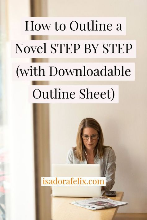 How to Outline a Story Step by Step