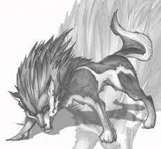 Resultado De Imagen Para Lobos Aullando Dibujos A Lapiz Slidehdco