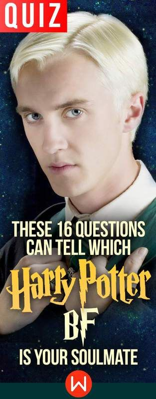 Hogwarts Quiz These 16 Qs Will Reveal Which Wizard Is Your Soulmate Harry Potter Personality Harry Potter Personality Quiz Harry Potter Quiz