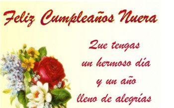 Tarjetas De Feliz Cumpleaños Para Una Nuera Bondadosa Tarjetas De Feliz Cumpleaños Citas De Buen Día Feliz Cumpleaños