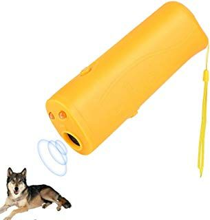Oyefly Handheld Dog Repellent Trainer 3 In 1 Anti Barking Device