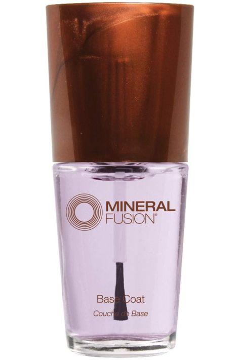 Mineral Fusion Nail Polish Base Coat, 0.33 Ounce (Packaging May Vary