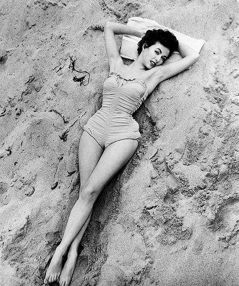 classic voluptuousness: Rita Moreno 1950s (b. 1931 Dec11) • Puerto Rican singer / dancer / actress • 1 of few Latinas to win Emmy + Grammy + Tony + Oscar • incl. 1952 Singin' in the Rain + 1956 The King & I + 1961 W Side Story + 1976 The Ritz + last in 2006 Play it by Ear  + 1st in 1950 So Young So Bad •http://en.wikipedia.org/wiki/Rita_Moreno