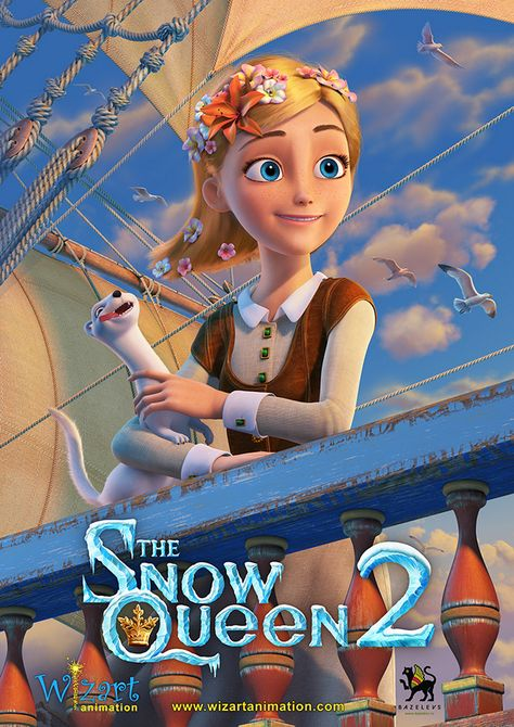 Wizart's Snow Queen 2 gets new poster, images