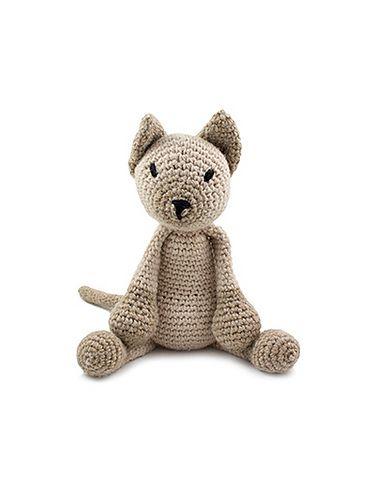 AmiCats Collection 2 - FOUR amigurumi cat crochet patterns ... | 500x375