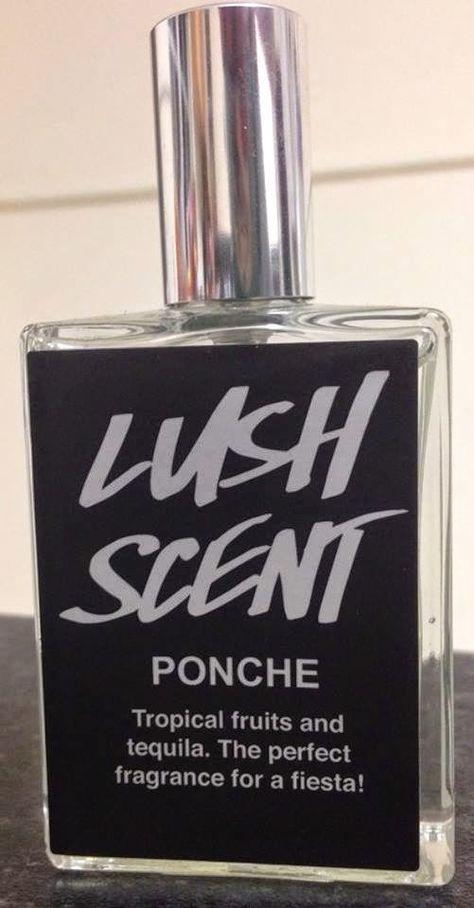 All Things Lush UK: Ponche Liquid Perfume