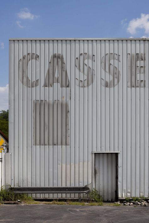 CASSE | Scrapyard