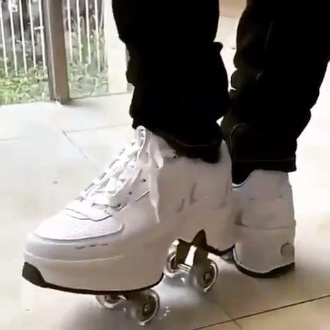 Roller Skate Sneakers!