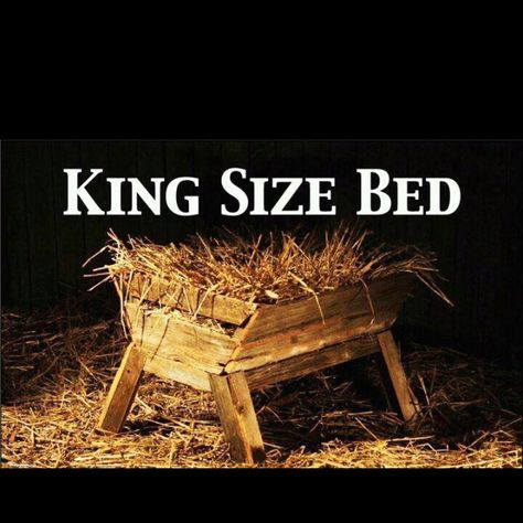 "Luke 2:7 And she brought forth her first born Son, and wrapped Him in swaddling clothes, and laid Him in a manger; because there was no room for them in the inn. Amen"" kjv"