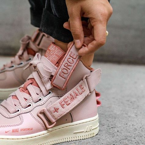 Nike Air Force 1 High Utility « Particle Beige » | Sneakers