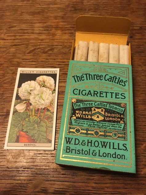 Buy cigarettes Gold Crown for London