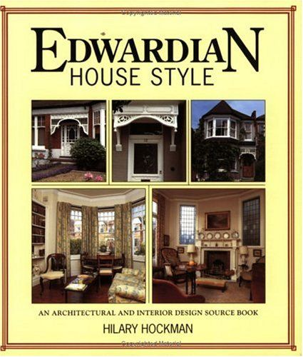 22 99 Baby Edwardian House Style An Architectural And Interior