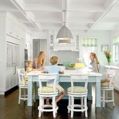 Kitchen Island With Seating For 6   Google Search | Kitchen | Pinterest |  Kitchens, Farm House And House