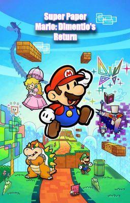 Super Paper Mario Maps : super, paper, mario, Super, Paper, Mario:, Dimentio's, Return, Mario,, Mario, Nintendo
