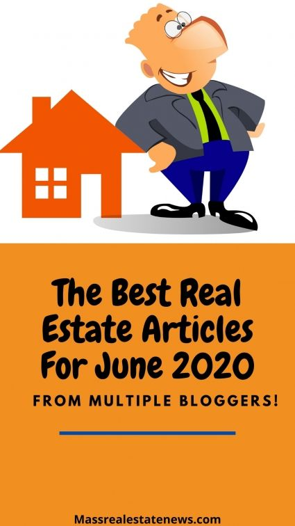 Best Real Estate Articles June 2020