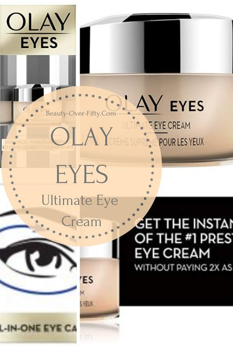 Olay Eyes Ultimate Eye Cream For Wrinkles Puffy Eyes And Under
