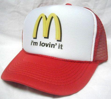 66e3af177c9 I m Lovin  it Trucker Hat Mesh Hat Snapback Hat