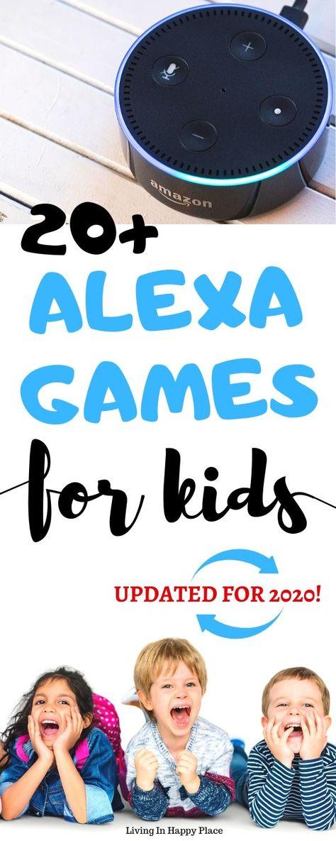 Games For Kids On Amazon Alexa Plus Homework Help Helping Kids Business For Kids Games For Kids