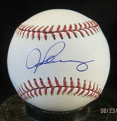 Alex Rodriguez Signed Oml Baseball W Coa A Rod Co Certified New York Yankees Yankeesball Yankeespinstripes Yankees New York Yankees Alex Rodriguez Yankees