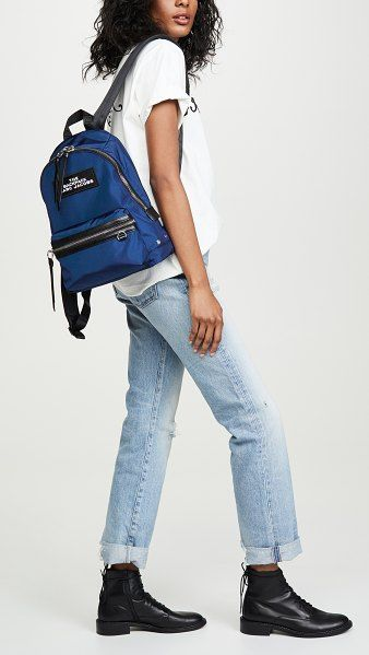 The Marc Jacobs The Medium Backpack in 2020   Backpacks, Marc jacob backpack, Marc jacobs