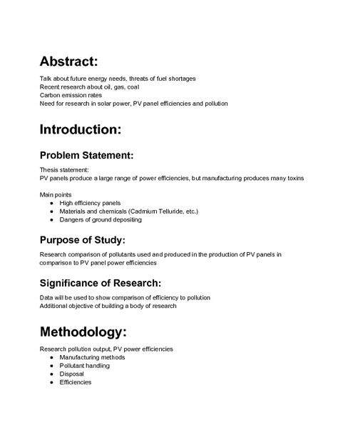 Research Proposal Templates Research Proposal Templates 17