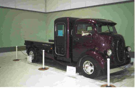 1938 Ford C.O.E Truck