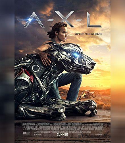 A X L 2018 Film Baru Bioskop Film