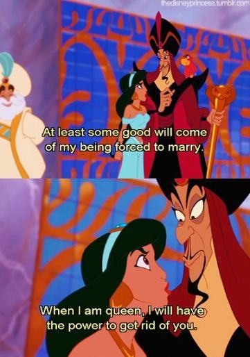 Funny Disney Quotes Princesses Jasmine 22 Ideas For 2019 Disney