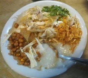 Gambar Bubur Ayam Bandung Resep Masakan Resep Resep Masakan Indonesia