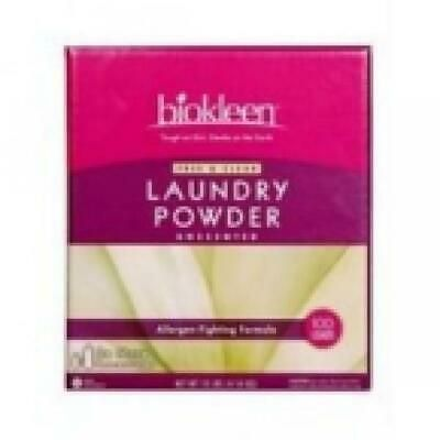 Details About Biokleen Free Clear Laundry Powder 1x10lbs In