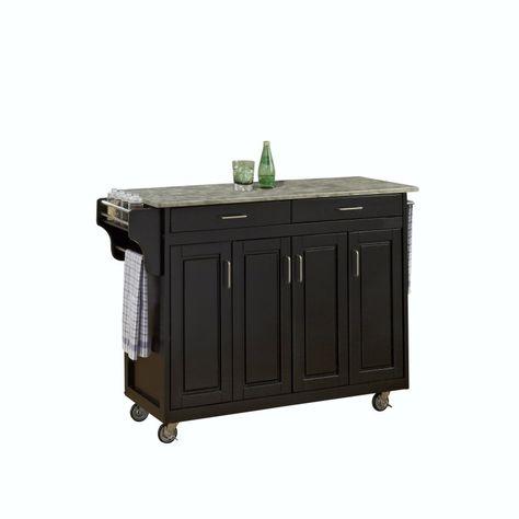 Home Styles Create-a-Cart Kitchen Island - 9200-1411 ...
