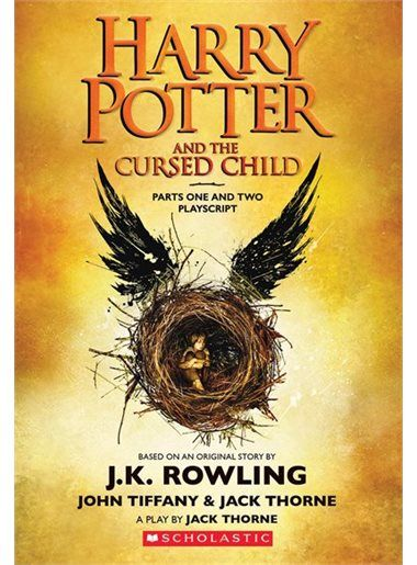 Harry Potter And The Cursed Child Parts One And Two The Official Playscript Of The Original West Harry Potter Cursed Child Cursed Child Cursed Child Book