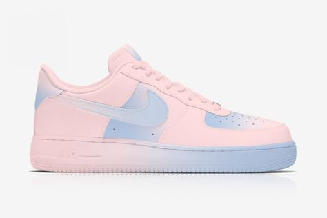 The Nike Air Force 1 Gets Imagined in the Perfect Colors for
