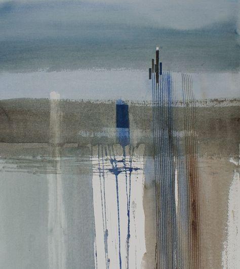 Xavier Swolfs Google Zoeken Paysages Abstraits Aquarelle