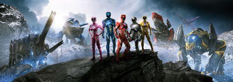 HD wallpaper: Movie, Power Rangers (2017)