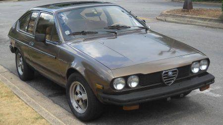 Hemmings Find Of The Day 1979 Alfa Romeo Alfetta Sprint Veloce Alfa Romeo Romeo Sprinting