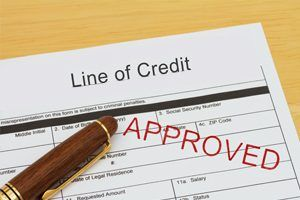 A personal line of credit can ensure you have funds for today and