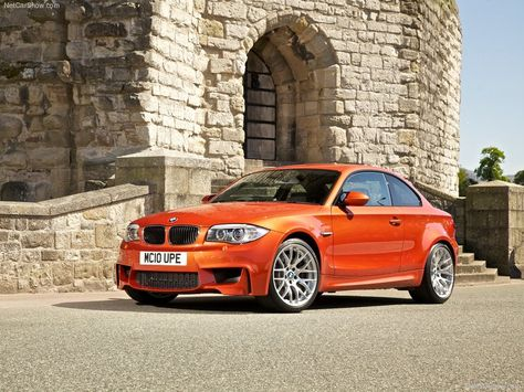 BMW 1-Series M Coupe UK Version